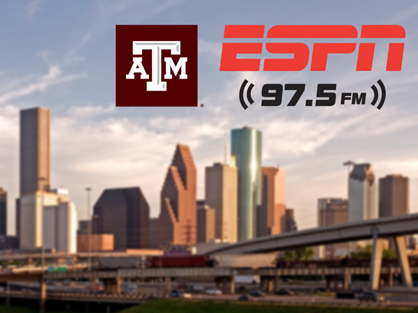 Texas A&M Fans in Houston Have New Radio Home - Texas A&M Athletics - 12thMan.com