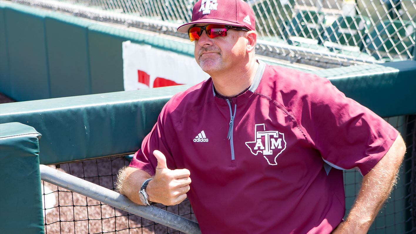 Texas A&M Baseball Lands One of the Nation's Premier Signing