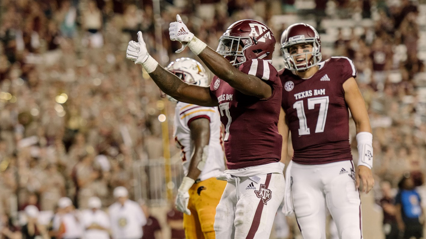 What To Watch For Texas A M At Alabama Texas A M University
