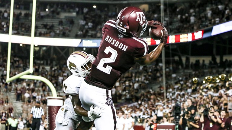 Texas A&M Athletics - Home of the 12th Man - Official